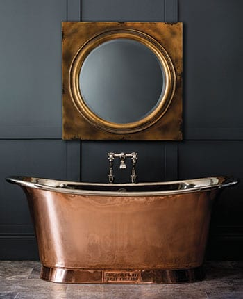 Catchpole and Rye, bathrooms,