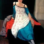 Anne Finlay by Dorothy JohnstoneAberdeen Art Gallery and Museum