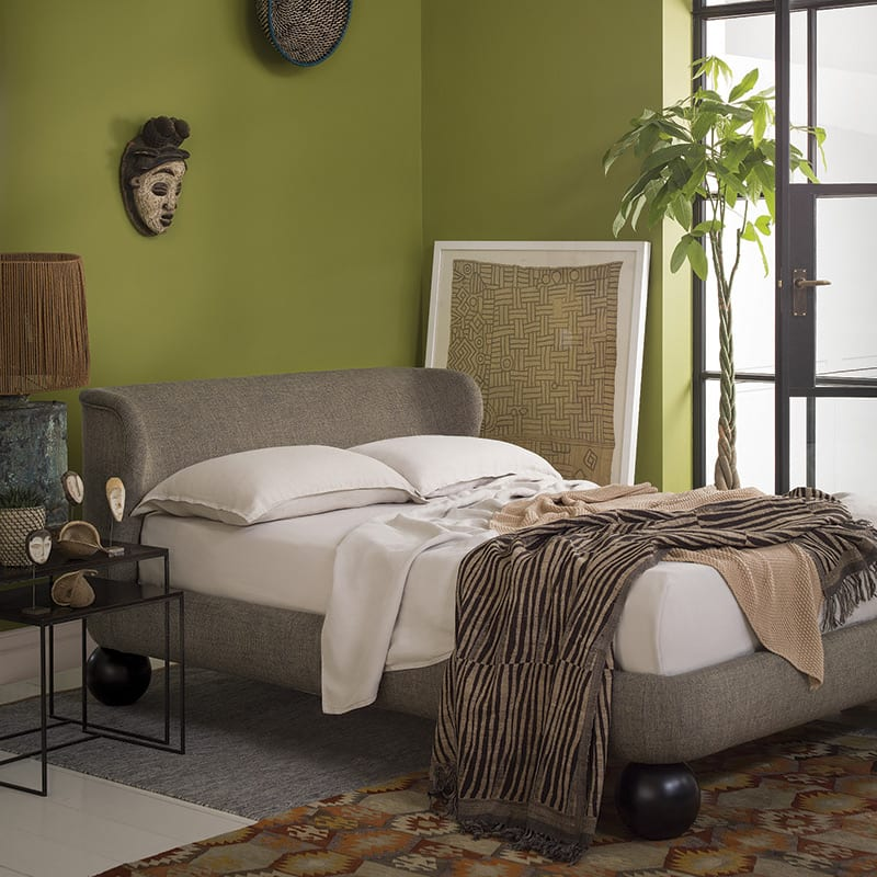 Livingstone double bed