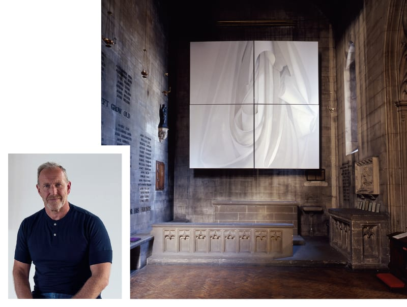 Richard Jobson is a Scottish filmmaker, TV presenter and musician who has just exhibited his debut solo photography show, Land, Sea and Sky, at Dunfermline's Fire Station Creative