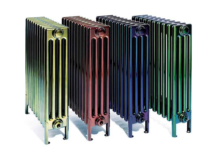Classic radiators, from £366, Bisque