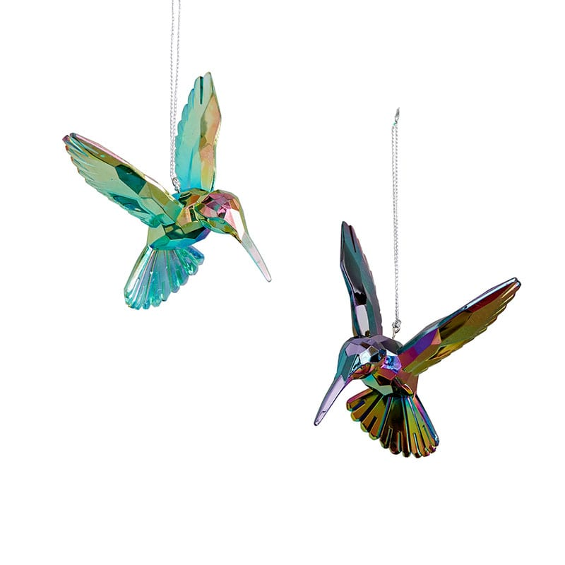 Hummingbird decoration, £3.95, Rigby & Mac