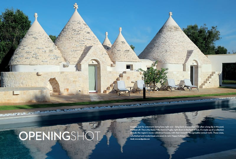 Opening shot, Homes and Interiors Scotland issue 114