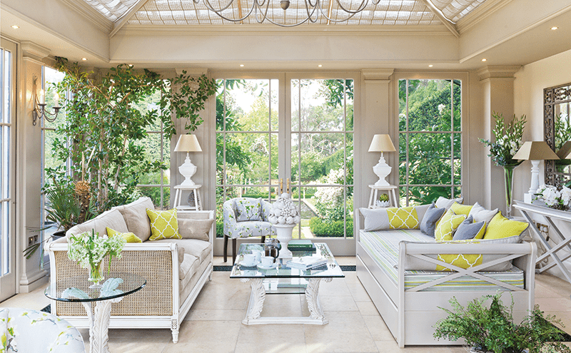 Classical orangery, from £40,000, Vale Garden Houses