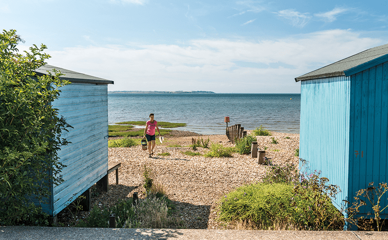 Most loved by Jo are the uninterrupted sea views