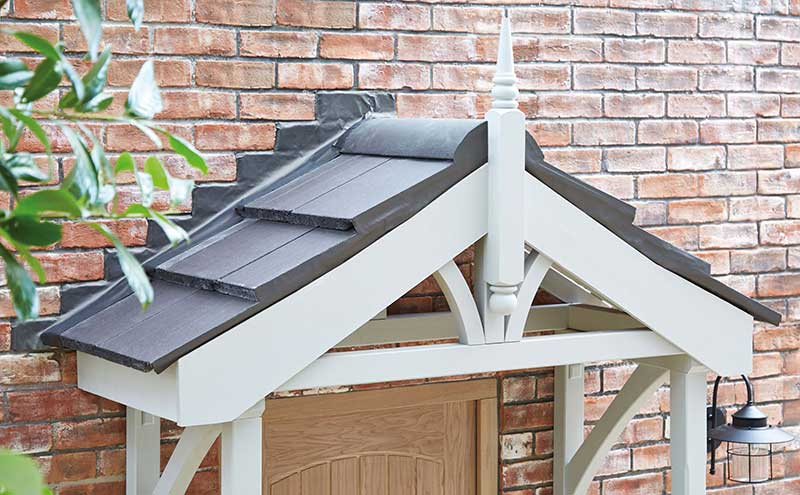 Porch Accessories, from £125, Cheshire Mouldings