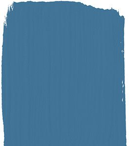 Chalk Paint in Giverny Blue, £5.95 for 120ml, Annie Sloan
