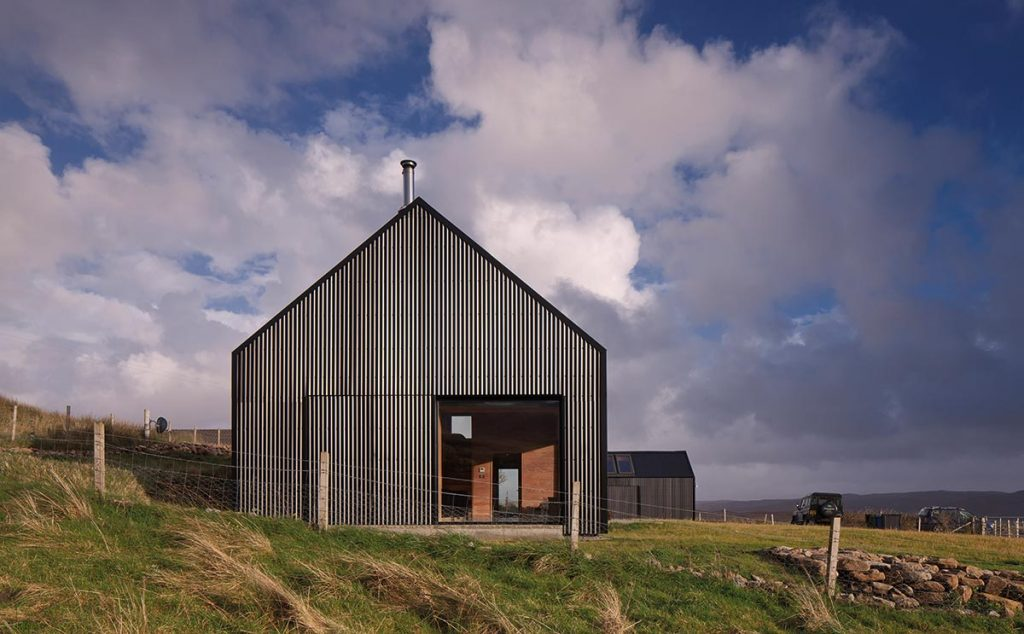 The Black Shed Skye