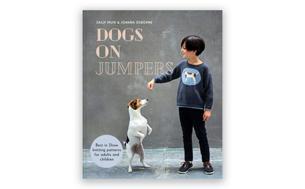 dogs on jumpers cover