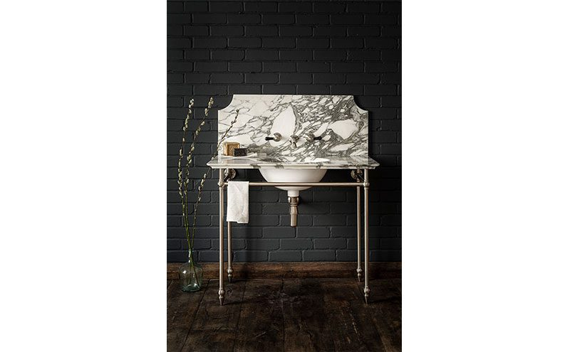 Marble sink by Catchpole & Rye
