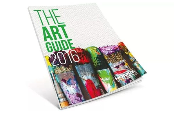 The Art Guide 2012