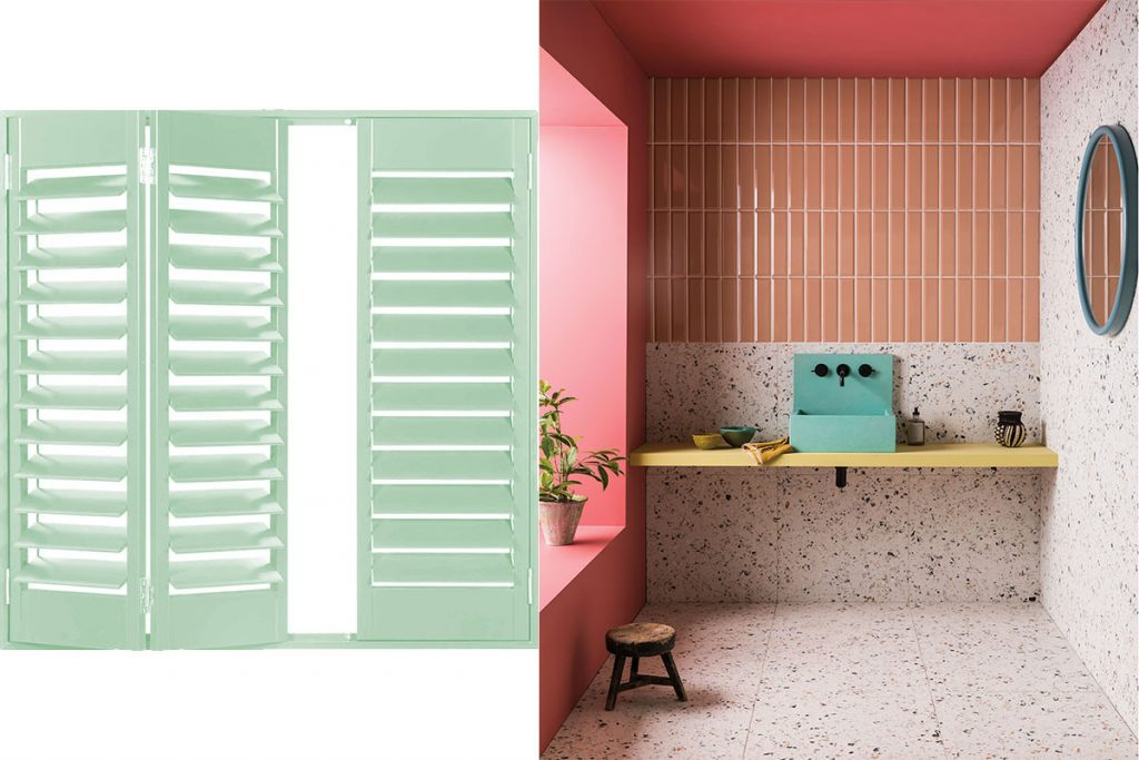 mint-shutters-and-colourful-bathroom