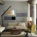 Living-rooms-Arteriors-Sarsa-Floor-Lamp-Somerset-Cocktail-Table-Serafina-Small-Accent-Table