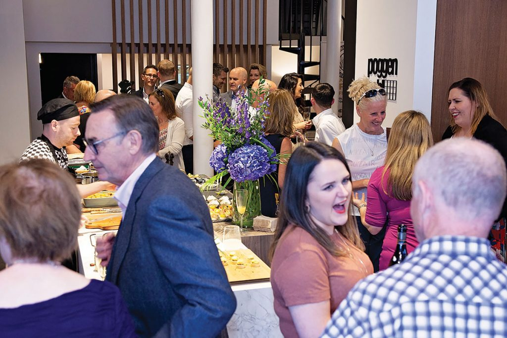 Guy-Cowan-supplied-canapes-which-went-down-a-treat