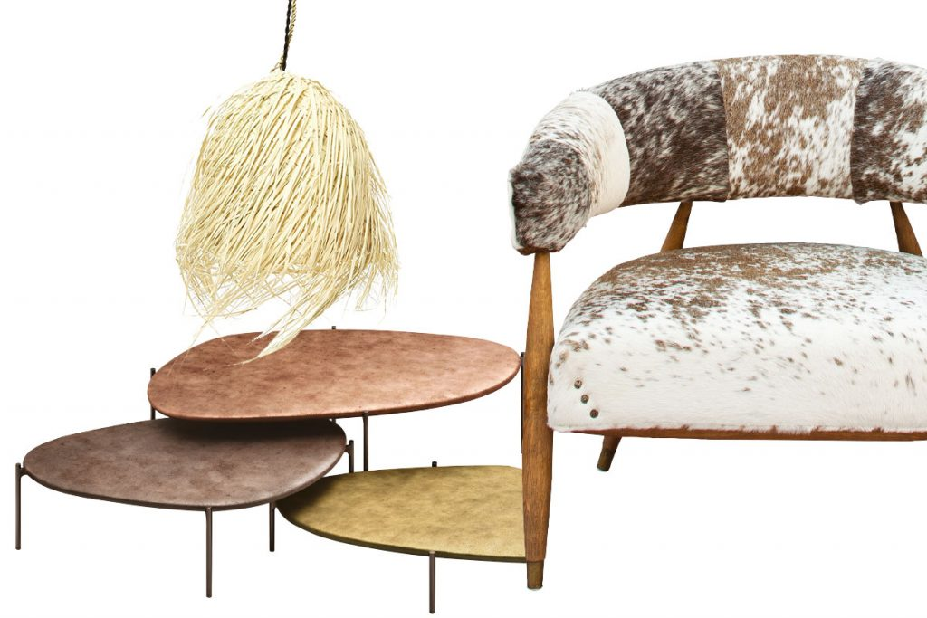 pendant-light-tables-and-hide-chair