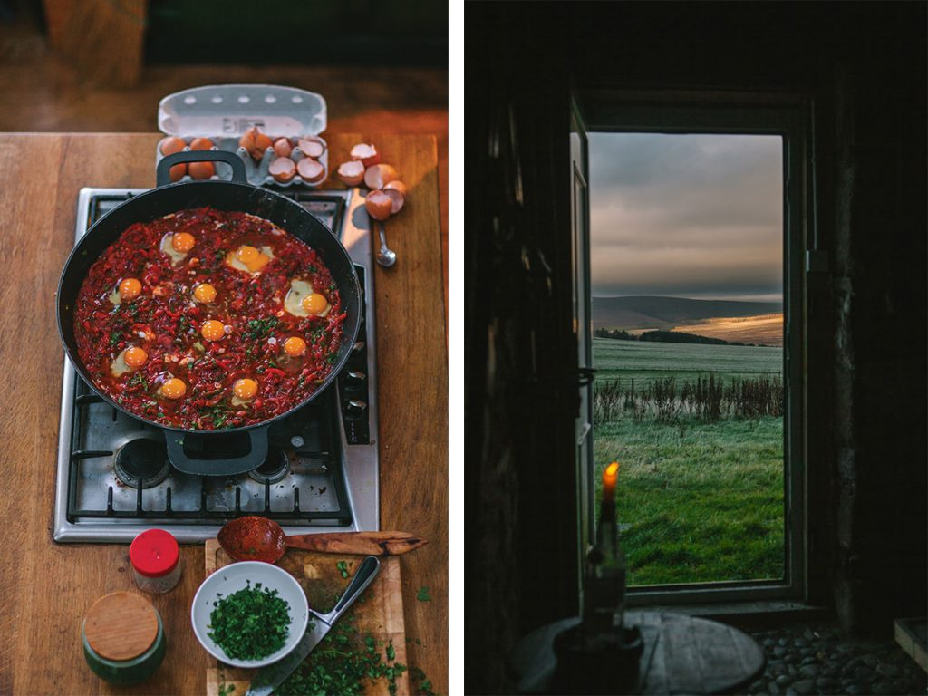 shakshuka-and-view-from-the-barn-door