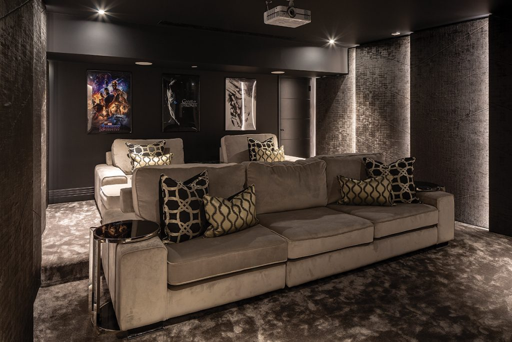 cinema-room-with-projector