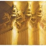 Burnished-Gold-The-Signet-Library-30-x-40-inches