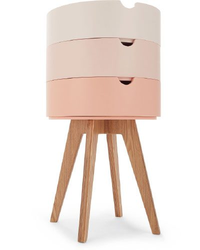 pink-ombre-table