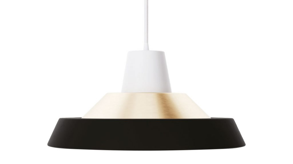 white-gold-and-black-light-fixture