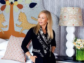 An interview with Kit Kemp, interior designer and author