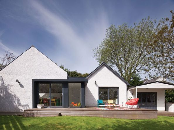 This family extension gave a traditional steading in Aberdeenshire a new lease of life