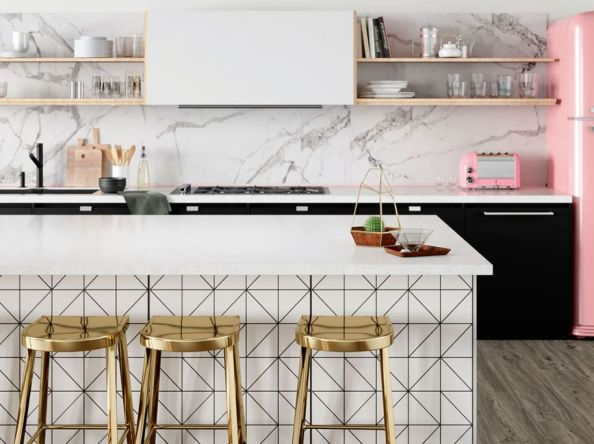 Bring your kitchen to life with this gallery packed with colour