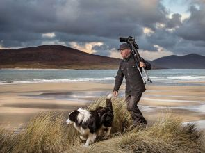 Ian Lawson's new book Saorsa captures the beauty of Hebrides and Harris Tweed