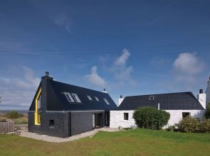 An innovative home in the Hebrides that is rooted in the past, but using modern updates