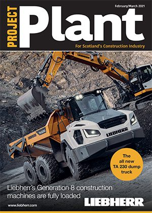 Project Plant front cover February March 2021