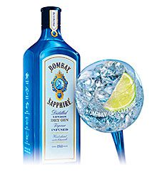 """BOMBAY Sapphire is the focus of a new ad campaign promoting the """"Ultimate G&T""""."""