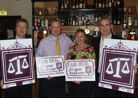CAMPAIGNERS for pubco reform have called on the Scottish Government to ensure tenants and lessees north of the border are covered by a proposed statutory code of practice for large pub companies.