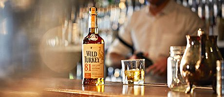 Wild Turkey 81 was launched in the UK last year for use in long drinks and cocktails.