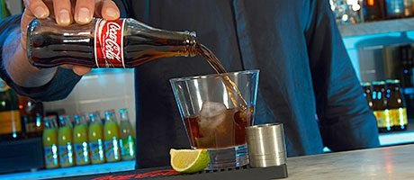 Delivering the 'perfect serve' on soft drinks is key to growing sales, according to CCE.