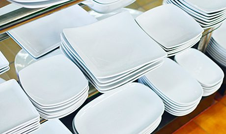 Clean crockery, cutlery and glassware is vital to any food operation, warewasher firms say.