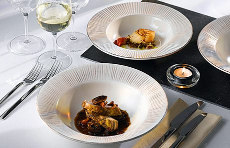Although it can sometimes be overlooked by operators, tableware such as crockery plays a vital role in an outlet's reputation for food, say suppliers.