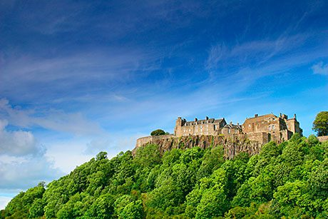 Lonely Planet recently highlighted Stirling Castle as a top place to visit.