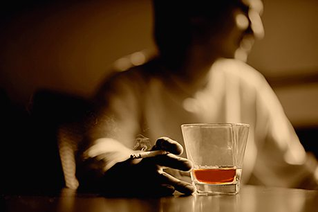 • Is alcohol next in the Scottish Government's sights, post smoking ban?