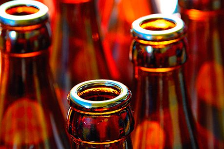 • As of January 1, 2014, businesses in Scotland will have to separate glass waste for collection.