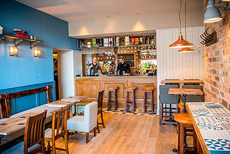 • The Scran & Scallie in Edinburgh is one of four new entries this year.