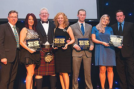 • Glasgow's overall gold winners will go forward to the national finals.