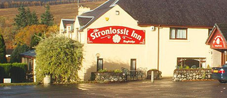 • The Stronlossit Inn is featured in CAMRA's Good Beer Guide.