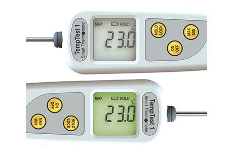 Electronic Temperature Instruments