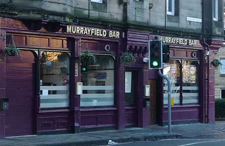 The Murrayfield Bar