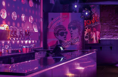 • The nightclub opens as Club Tropicana and Vogue this Saturday night.