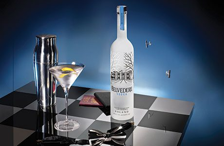 • Polish vodka brand Belvedere has joined forces with new Bond film Spectre.