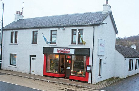 licensed trade, property, The Letterbox Restaurant,