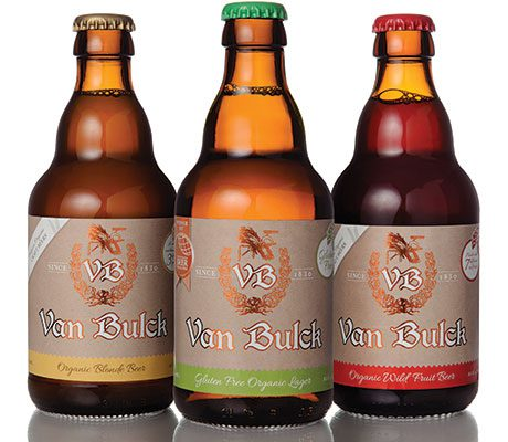 • The three-strong Van Bulck range.