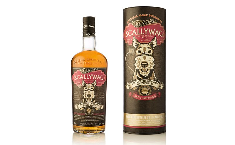Scallywag cask strength #2 with tube