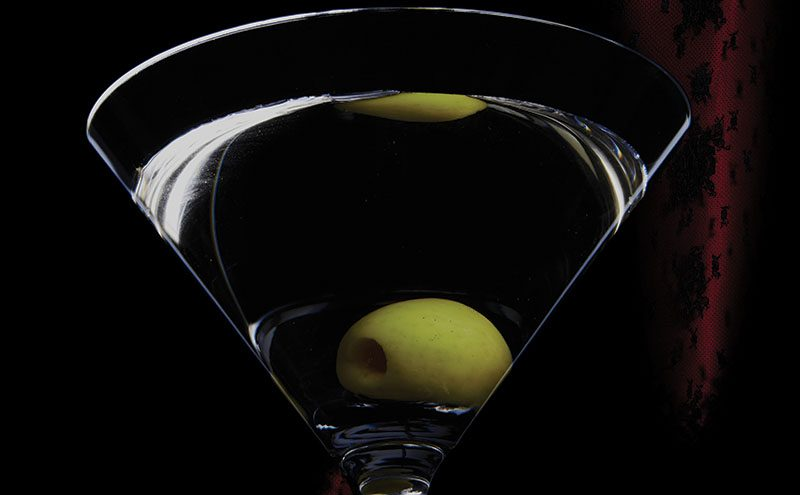 Brockmans Martini